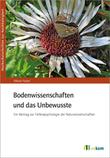 """Cover """"Bodenwissenschaften und das Unbwusste"""""""